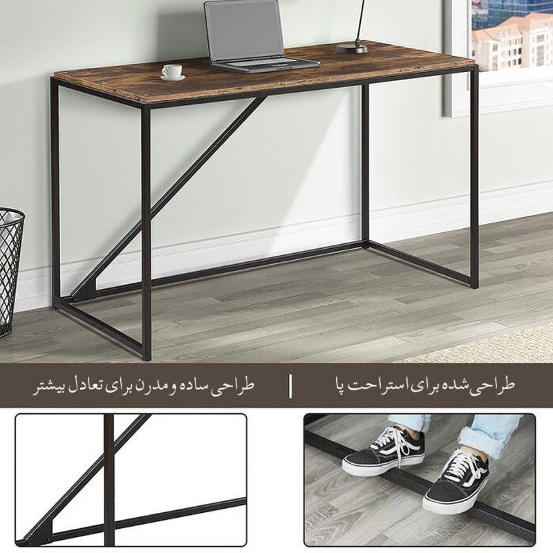 میز ساده کامپیوتر