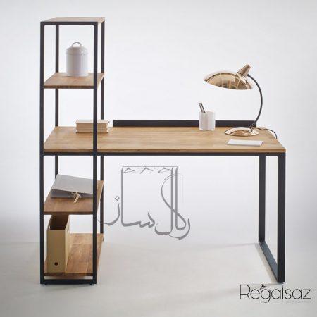 فروش میز کامپیوتر با شلف